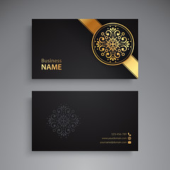 Business Card Business Card. Vintage decorative elements. Ornamental floral business cards or invitation with mandala (Best Designer BD) Tags: card business name indian mandala pattern turkish islam luxury ottoman invitation round template black vintage wedding abstraction arabic banner bohemian circle cover decoration element ethnic floral flower frame glitter henna identity meditation motif motive mystical orient ornament paganism pakistan paper phone print retro set style tangle tribal web yoga zen