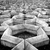 Shapes.. (Karl Johan) Tags: shape shapes stones quaary limestone 6x6 analog epsonv600 epson v600 ishootfilm limhamn skåne sweden sverige kalkbrottet malmö hasselblad500cm hasselblad 500cm mf mediumformat ilfordhp5plus ilford hp5 outdoor film blackandwhite blackwhite rodinal bw bwfp monochrome classicblackwhite planar8028 planar 8028 120 concret rocks minimalism