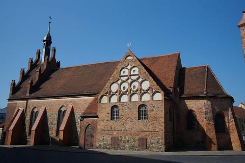 St. Johanniskirche, Luckenwalde