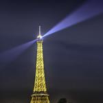 Eiffel Tower at MIdnight thumbnail