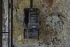 Payphone Vedado Havana (Snappy_Snaps) Tags: cuba havana caribbean rusty masonry corrosion shut exit board hard houseaddress notrespassingsign surface payphone telephone