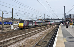 43301 (Geoff Griffiths Doncaster) Tags: 43301 cross country hst doncaster 1v52