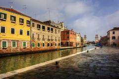 Venezia: POV - 49 (Roberto Defilippi) Tags: 2018 352018 rodeos robertodefilippi nikond7100 tokina1116mmf28 tripod treppiede venezia venice arsenale