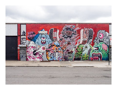 160515_1399_160515 104500_oly_S1_New York (A Is To B As B Is To C) Tags: aistobasbistoc usa newyorkstate newyork roadtrip travel olympus stylus1s color brooklyn bushwick thebushwickcollective collaboration wall graffiti streetart street city jeffersonst stnicholasave citylife urban gentrification buffmonster lamoursupreme tristaneaton nychos theyok sheryo