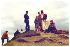 Ben Lomond Summit. (Paris-Roubaix) Tags: loch lomond summit national park scotland trig point ben