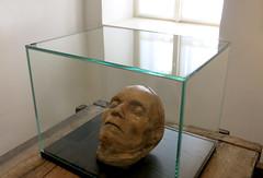 Totenmaske (Don Claudio, Vienna) Tags: beethoven museum wien vienna tod grinzing maske joseph danhauser