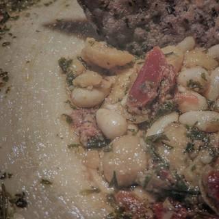 Humus and Pine Nut Dip