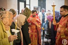 Заупокойные богослужения вторника Фоминой недели