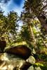 Luisenburg Rock Labyrinth - Upper Franconia, Germany (dejott1708) Tags: landscape trees rocks labyrinth nature luisenburg wunsiedel fichtel mountains granite hdr