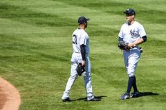 180422 Yankees vs Blue Jays (arch*templar) Tags: newyorkyankees torontobluejays yankeestadium yankees babybomber gleybertorres giancarlostanton aaronhicks