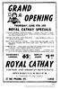1959 royal cathay chinese restaurant grand opening (albany group archive) Tags: albany ny history 1959 royal cathay chinese restaurant grand opening south pearl 1950s 37