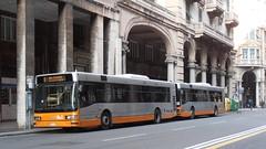 AMT 8665 e 8667 (Lu_Pi) Tags: amt genova autobus bus iveco iveco491 cityclass cityclasscursor genovasampierdarena bolzaneto amtgenovalinea8