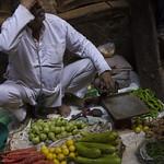 Street Trader, Old Delhi thumbnail