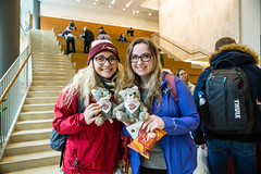 2018 Wolf & Kettle Day (Loyola University Chicago) Tags: photoumc1818wolfkettleday photoumc1818 wolfandkettleday schreibercenter students donor thankyou ignationtradition generous downtowncampus wtc watertowercampus chicago il usa