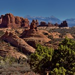 I Looked Across a Utah Desert (Arches National Park) thumbnail