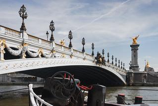 Alexander's third bridge
