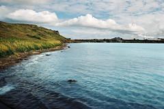 Iceland Adventures ! (Hëllø i'm Wild) Tags: analog film 35mm canonae1 kodakgold200 iceland icelandadventures travel hike nature adventures outdoor gunnuhver lake