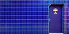 Blue door on blue background, guess where Munich, guessed (Traveller_40) Tags: blau door fliesen gate monaco münchen schräg subwary tamron tamron1530 treppe tür ubahn walkwihfriends weitwinklel unterground wideangle stair staircase blue blueconner warning attention keepout closeddoor guesswheremunich guessedby rolandito guessed