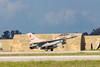 F-16C landing (Sidewinder Plane Spotting) Tags: ilia greece gr andravida internationalexercise iniochos iniochos2018 alliedforces airforce hellenicairforce fighter jet jetfighter canoneos700d ef100400mmf4556lisusm f16c f16 falcon fightingfalcon lockheedmartin generaldynamics barak israeliairforce f16barak f16cbarak f16cblk30 f16cblock30 landing