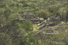Ek Balam 4678 ch (Emilio Segura López) Tags: ekbalam arqueología maya pirámide zona culturamaya arquitecturamaya yucatán méxico