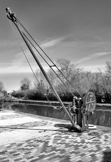 Marsworth Crane