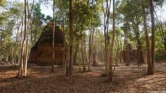 Sambor Prei Kuk Temple Complex (Travolution360) Tags: cambodia sambor prei kuk temple complex ancient ruins bricks pre angkor wat kampong thom history nature forest travel