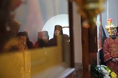 36. Пасхальная вечерня в соборе г. Святогорска 08.04.2018 г