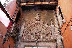 Venecia (Italia, 17-6-2017) (Juanje Orío) Tags: 2017 venecia venezia italia italy patrimoniodelahumanidad worldheritage escultura sculpture gótico