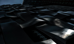 Ibis Hotel (Kijkdan) Tags: rotterdam architecture ibis hotel abstract lines architectuur