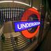 Kings Cross St. Pancras Tube Station