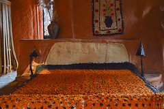 Interior (Tato Avila) Tags: colombia colores cálido casas arquitectura arcilla terracota villadeleyva boyacá nikon habitación