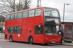20180331 - 7444 - Sullivan Buses - Enviro 400 - No E40 - Route TfL Rail Replacement Services (Shenfield to Newbury Park) - Railway Station - Harold Wood (Paul A Weston) Tags: sullivanbus enviro400 haroldwood railwaystation routetflrailreplacementservice e40