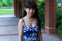 Mei @ Elon University (Chris-Creations) Tags: mei 20090523045 portrait people pretty chinese asian woman lady petite girl feminine femme fille attractive sweet cute beauty lovely amateur wife gorgeous beautiful glamour mujer niña guapa chica esposa женщина 女孩 女人 性感 妻子
