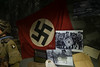 Nazi flag (Falcon_33) Tags: nazi 101stairbornedivision easycompany france french français dday73 ddayfestival2017 carentan worldwarii secondeguerre 6juin1944 deadmanscorner museum normandie wwii guerre war débarquement overlord