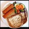 Winterswijk - Weurden (abudulla.saheem) Tags: vleeskroketten meatcroquettes fleischkroketten brood bread brot tweurden weurden winterswijk gelderland nederland netherlands niederlande panasonic lumix dmctz101 abudullasaheem