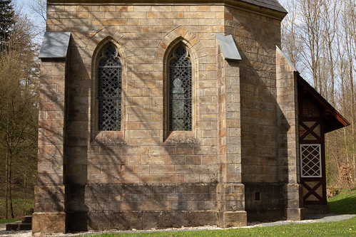 Meinolfuskapelle, Böddeken, EOS M50, EF-M 15-45mm f/3.5-6.3 IS STM @35mm, f16