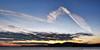 2018-05-26 Sunset (2048x1024) (-jon) Tags: anacortes skagitcounty skagit washingtonstate washington salishsea fidalgoisland sanjuanislands pugetsound guemeschannel pnw pacificnorthwest northwest pacific waterfront sky sunset cloud clouds composite stitched a266122photographyproduction