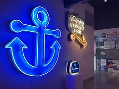 Seaport Marina Hotel (jericl cat) Tags: seaport marina hotel longbeach anchor museumofneonart collection saved neon sign