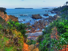 Outlook I (elphweb) Tags: nsw australia hdr highdynamicrange seaside