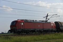 Siemens Vectron DB Cargo 193 307-6 me keteltrein op de Betuweroute bij Angeren richting Emmerich 30-05-2018 (marcelwijers) Tags: siemens vectron db cargo me keteltrein op de betuweroute bij angeren richting emmerich 30052018 193 3076 307