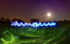IMG_0264a (matek 21) Tags: lightpainting light lighpainting liht lights lightart lpwapro lp lpwallience samyang silhouete fisheye flashlight varta vartabatteries vartaflashlight field moon longexposure bulb night led painting photography photo