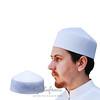 White Fez-style (TheKufi.com) Tags: kufi kufis kopyah kufiya peci muslim hats prayer caps