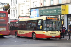 Brighton & Hove 54 YN58BCO (Will Swain) Tags: brighton 31st january 2018 west sussex south coast city centre bus buses transport travel uk britain vehicle vehicles county country england english hove 54 yn58bco
