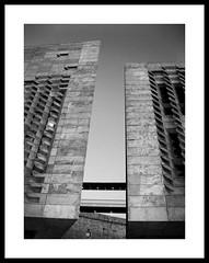 Malta (Fabio Cost) Tags: parlamento renzo piano architecture architettura edifici lavalletta capitali europa biancoenero malta republic 2018 facade building