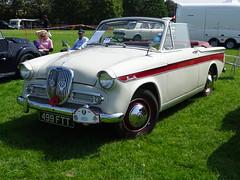 1960 Singer Gazelle Convertible (Neil's classics) Tags: vehicle 1960 singer gazelle