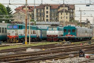 Presenze a Torino Porta Nuova
