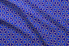 Flower_of_Life_Pattern_Blue-Grey (dcveta) Tags: floweroflife pattern fabric fabricstore store design sacredgeometry universeart geometryc geometryuniverse print fashion modern pretty cvetiart