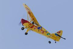 Kent Pietsch (Trent Bell) Tags: aircraft hanger24 airfest airshow redlands airport california 2018 kentpietsch jellybelly nc37428 n37428 interstatecadet