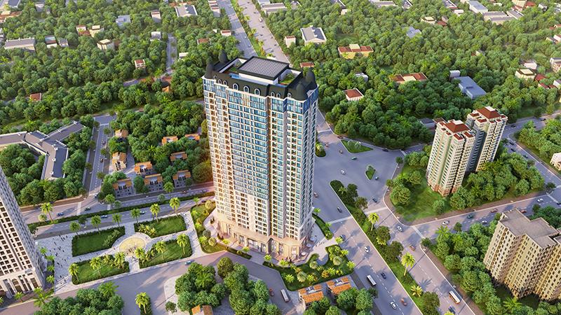 Tân Hoàng Minh tiếp tục ra mắt thị trường căn hộ LIMO