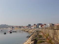 Puerto de pobra do caramiñal Coruña-España (3) (Los colores del Barbanza) Tags: embarcaciones mar azul darsena pobra do caramiñal barbanza coruña galicia españa spain puerto
